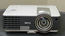 BenQ MW814ST Short Throw DLP Projector  3D Ready <2400 Lamp Hours