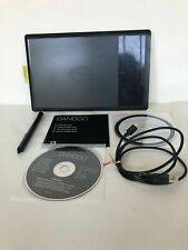 Wacom, Bamboo pen, Graphic Tablet, CTL-470, Black,