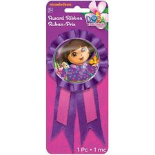 Dora The Explorer Confetti Pouch Award Ribbon Party Guest of Honor Birthday Girl