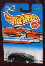 Hot Wheels Lamborghini Countach Collector #768