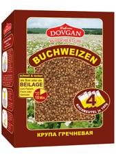Buchweizen in Kochbeutel, 4x100g kostenlose Lieferung DOVGAN 1/5/10 Pack