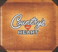 Country's Got Heart [Box Set] [Box] by Various Artists (CD, 2010, 10 Discs, Time