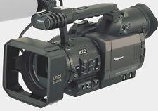 Panasonic AG-DVX100B 3CCD 24p/30p/60i MiniDV FireWire 2-XLR Ports Pro Camcorder
