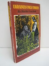Ukrainian Folk Stories by Marko Vovchok