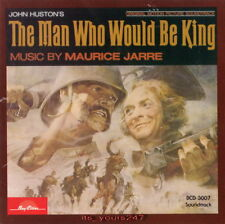 The Man Who Would Be King-Est | Maurice Jarre | CD