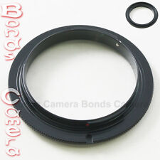 52 MM 52MM Macro Reverse Lens Adapter Ring For Sony Alpha AF A mount DSLR camera
