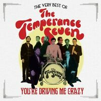 TERMPERANCE SEVEN - VERY BEST OF   CD NEW