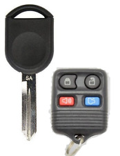 4B Remote + Ford Lincoln Mercury  H92 / H84 PT SA Transponder Key Chip 4D63