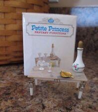 "Antique Ideal Petite Princess 4431-3 100 ""Palace Table Set"" French Provincial"
