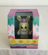 "DISNEY 2012 SPECIAL EDITION EASTER BUNNY 3"" VINYLMATION FIGURE - NEW IN BOX!"