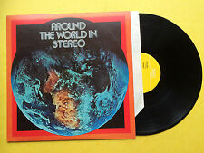 Around The World In Stereo - Readers Digest RDS-9091 Ex Condition