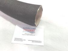 CARTOFLEX - Tubo per aria in carta alluminio - colore nero - Ø 35 mm - 1 metro