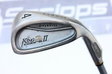 King Cobra 2 Oversize Single 4 Iron Golf Club Cobra Hump IQ System Graphite R