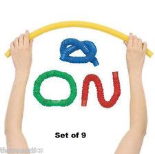 RAPPER SNAPPER Special Needs Toys Tactile Awareness Fidget Autism Calm ASD 9pc
