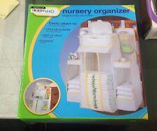 SoHo Designs Nursery Organizer - White/Pink
