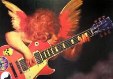 YIN YANG POSTER ANGEL GUITAR PAUL MOTION