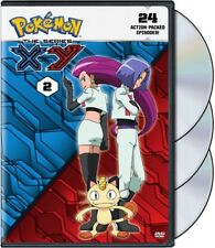 Pokemon the Series: Xy Set 2 [New DVD] Full Frame