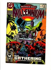 DC Comics Millennium The Gathering Comic Issue #3