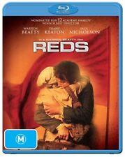*New & Sealed*  Reds (Blu-ray 2013) Warrwn Beatty, Dianne Keaton, Jack Nicholson