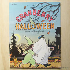 Cranberry Halloween by Wende and Harry Devlin