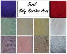 Aran Baby Wool, Baby Rambler From Jarol, Knitting & Crotchet Yarn , 11 Colours