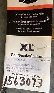 Studebaker V belt,              1563073.            Item:      0765