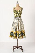 Anthropologie Burgeoning Hypericum Dress by Girls from Savoy sz 0-4-6-8-10-12