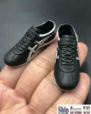 1/6 scale BLACK Sneakers Shoes HOLLOW for 12'' Female Action Figure Accessories
