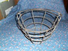 Interesting Metal Bucket 5 1/8 Inch High at Sides without Handles