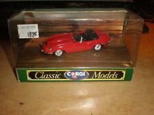 Corgi 1/43 #96080 Jaguar E-type Open Top   MIB