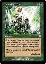 SCOUTING TREK Invasion MTG Green Sorcery Unc