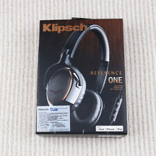 Klipsch Reference One Headphones All Accessories Sealed