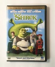 Shrek (Dvd, 2001, 2-Disc Set, Special Edition)