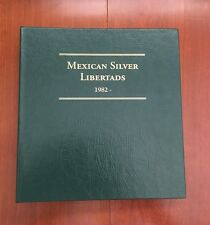 "MEXICO  1982 to 2008 SUPERB COLLECTION OF (27) ""LIBERTAD""  SILVER BULLION COINS"