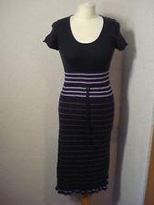 White Stuff blue & pink/purple knitted dress 10