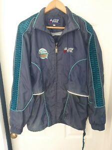 Vintage 90's Sheffield Steelers Supporters Jacket Size Large
