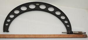 Vintage 'Sonoike Tokyo' Japanese Made 275-300mm Precision Micrometer (INV L437)