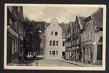 96874 AK Mühlhausen Ostpreußen um 1935 Kr. Pr. Holland Kaiserstraße Hotel Adler