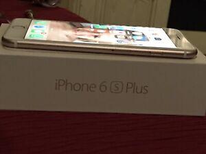 Apple iPhone 6s Plus - 64GB - rosa oro (Sbloccato) come nuovo
