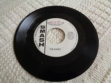 THE DANES  HIGH ON A HILL/HEY HEY BABY SMASH 1962 PROMO M-