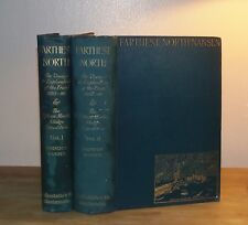 Farthest North. Nansen. Archibald Constable, 1897. First edition. Two vol.