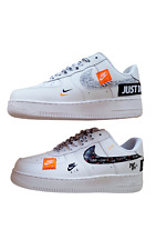 basket nike air force 1 just do it
