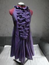 MOSCHINO CHEAPANDCHIC BEAUTIFUL PURPLE DRESS SIZE 8 -10 UK / 38 /42 IT NEW