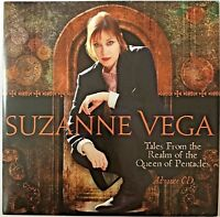 SUZANNE VEGA : TALES FROM THE REALM OF THE QUEEN PENTACLES - [ CD ALBUM PROMO ]