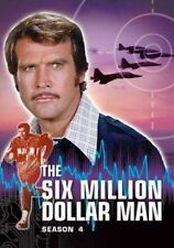 Six Million Dollar Man Season 4 DVD Region 1