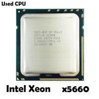 Intel Xeon X5660 2.8GHz Six-Core Twelve-Thread CPU Prozessor 12M 95W LGA 1366 AR