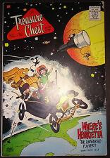 Treasure Chest Volume 21 No. 11 (Published 1966)