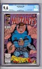 New Mutants #88 CGC 9.6 W/P' 2nd App..Cable..Freedom Force!Liefeld/McFarlane C&A
