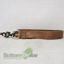 Red Wing Shoes 96456 Men's Leather Roller Bar Belt Brown Size: 40