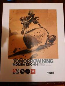 ThreeA Ashley Wood Tomorrow King Momba Edo 001 1/6 Figure